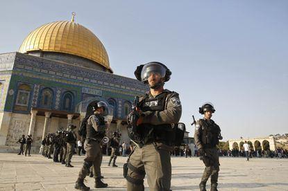 jerusalem peace