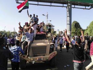 Khartoum after the overthrow of the Al Bashir