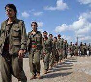 Turkey and armed kurdish